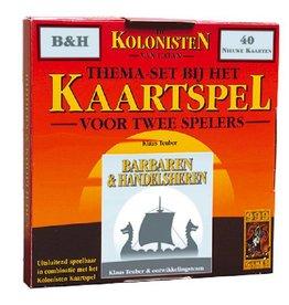 999 Games De Kolonisten van Catan Barbaren en Handelsheren