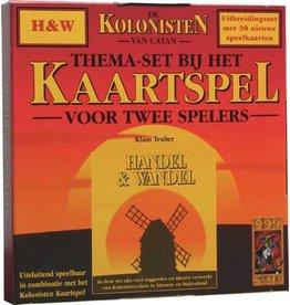 999 Games De Kolonisten van Catan Handel en Wandel