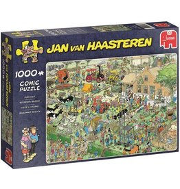 Jan van Haasteren Puzzels Jumbo Boerderij Bezoek