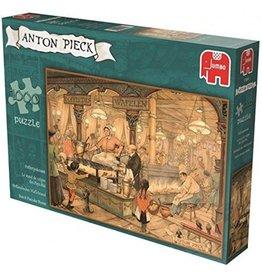 Anton Pieck Puzzels Jumbo Poffertjeskraam