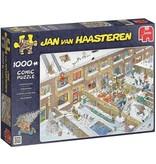 Jan van Haasteren Puzzels Jumbo Jan van Haasteren Kerstavond Legpuzzel 1000 stukjes