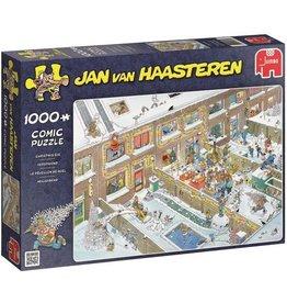 Jan van Haasteren Puzzels Jumbo Kerstavond