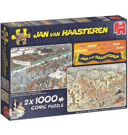 Jan van Haasteren Puzzels Jumbo Winter