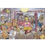 Wasgij? Puzzels Jumbo Schoonheidssalon Original 11 Legpuzzel 1000 stukjes Wasgij?