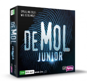 Just Games Wie is de Mol? Junior Bordspel