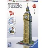 Ravensburger Puzzels Ravensburger Big Ben 3D Legpuzzel 216 stukjes