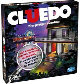 Hasbro Cluedo Refresh