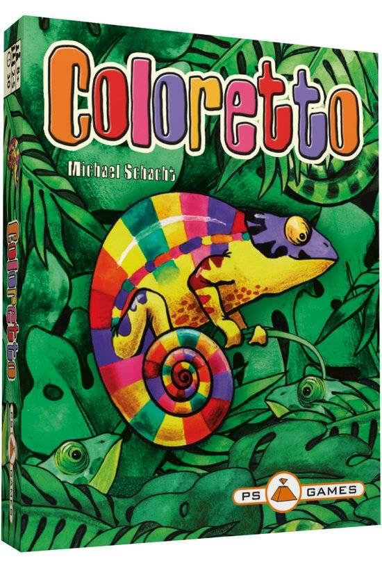 PS Games Coloretto Kaartspel