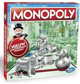 Hasbro Monopoly Classic Bordspel Vernieuwde Versie