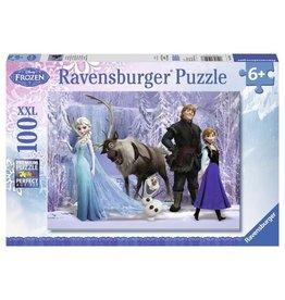 Disney Frozen Ravensburger Puzzels In het rijk van de Sneeuwkoningin