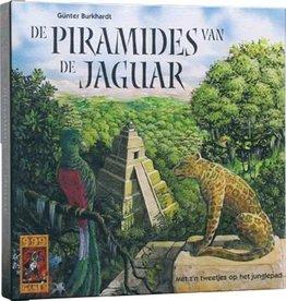 999 Games De Pyramides van de Jaguar