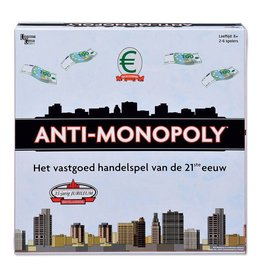 University Games Anti Monopoly