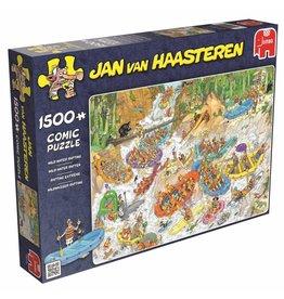 Jan van Haasteren Puzzels Jumbo Wild Water Raften