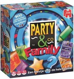 Jumbo Party & Co Family