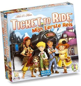 Days of Wonder Ticket to Ride Mijn Eerste Reis