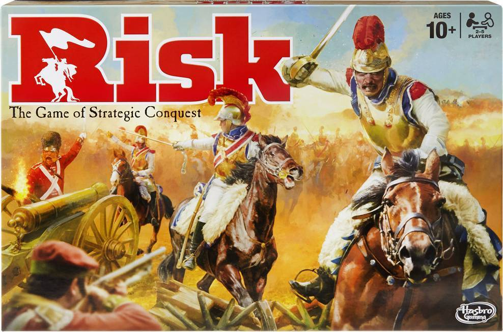 Hasbro Risk Bordspel