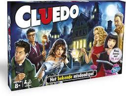 Hasbro Cluedo Bordspel