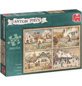Anton Pieck Puzzels Jumbo Vier Seizoenen