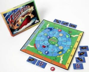 Identity Games De Schippers van de Kameleon