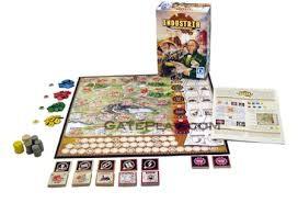 Queen Games Industria Bordspel