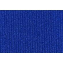 Rips Teppich Basic königsblau