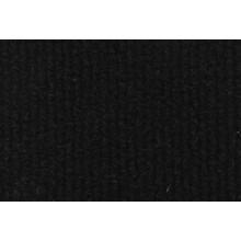 Rips Teppich Standard schwarz