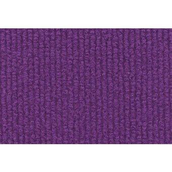 Rips Teppich Standard pflaumenblau
