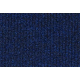 Rips Teppich Standard nachtblau