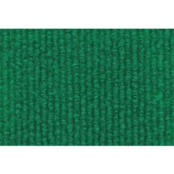 Rips Teppich Standard mittelgrün