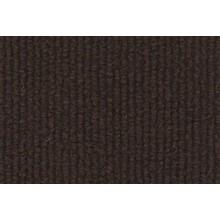 Rips Teppich Standard kakaobraun