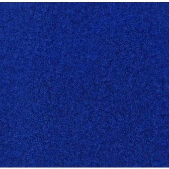 Velours Teppich marineblau