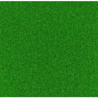 Velours Teppich frühlingsgrün