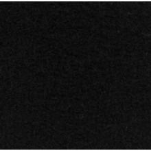 Velours Teppich schwarz