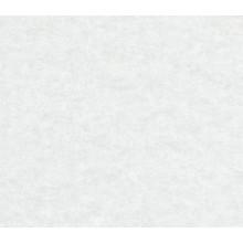 Flachfilz Teppich weiß