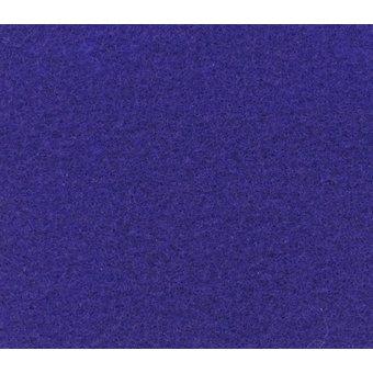 Flachfilz Teppich violett