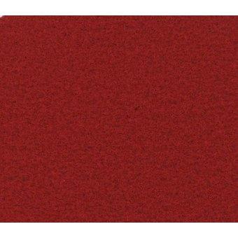 Flachfilz Teppich purpur