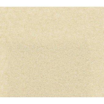 Flachfilz Teppich nussbraun