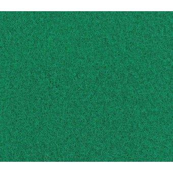 Flachfilz Teppich mittelgrün