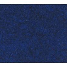 Flachfilz Teppich nachtblau