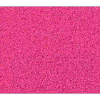 Flachfilz Teppich fuchsia