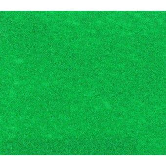 Flachfilz Teppich apfelgrün