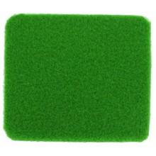 Velours frühlingsgrün 2 m