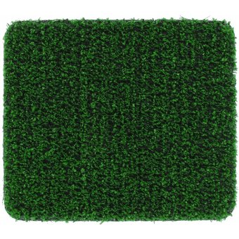 Rasenteppich Tuft kurzflorig grün