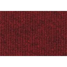 Rips Teppich Basic rot