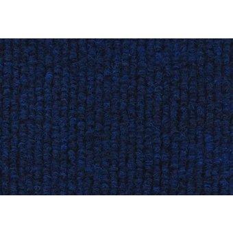Rips Teppich Basic dunkelblau