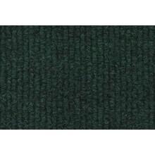 Rips Teppich Standard dunkelgrün