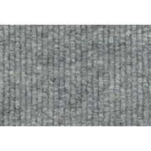 Rips Teppich Standard hellgrau