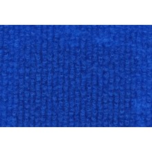 Rips Teppich Standard leuchtblau