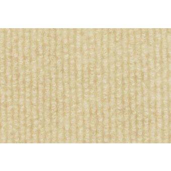 Rips Teppich Standard nussbraun