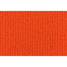Rips Teppich Standard orange